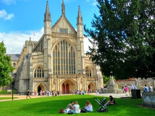 Medieval Winchester