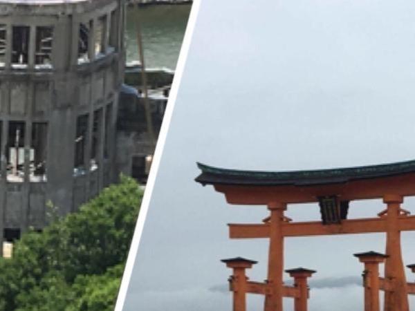 Two World Heritage sites Walking Tour - Atomic Bomb Dome and Miyajima
