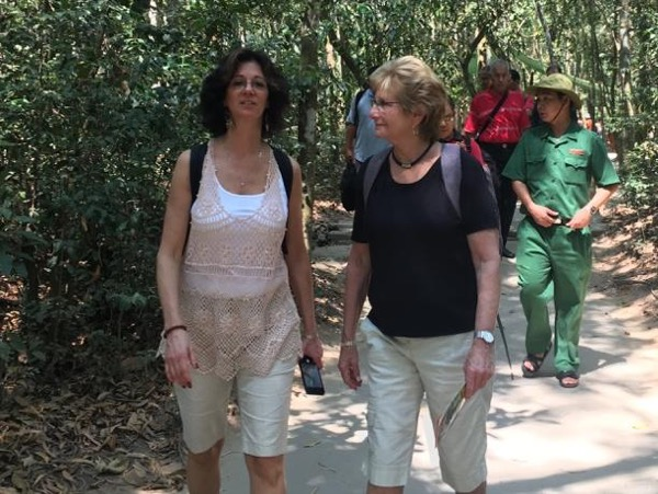 Shore excursion - Cu Chi Tunnel & City Tour (10 hours)