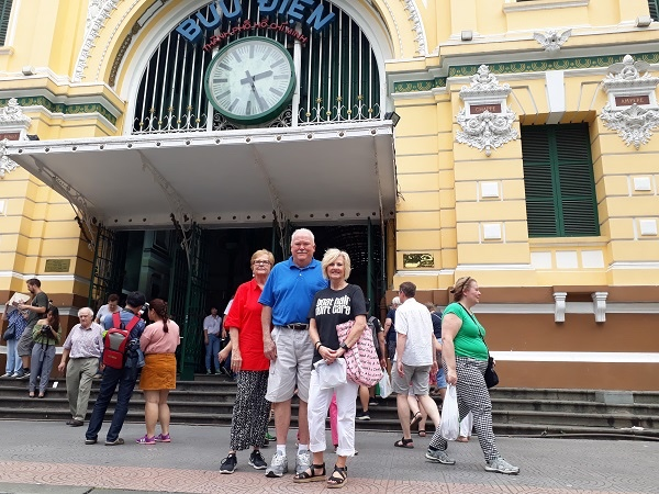 Shore Excursion in Saigon (8 hours)