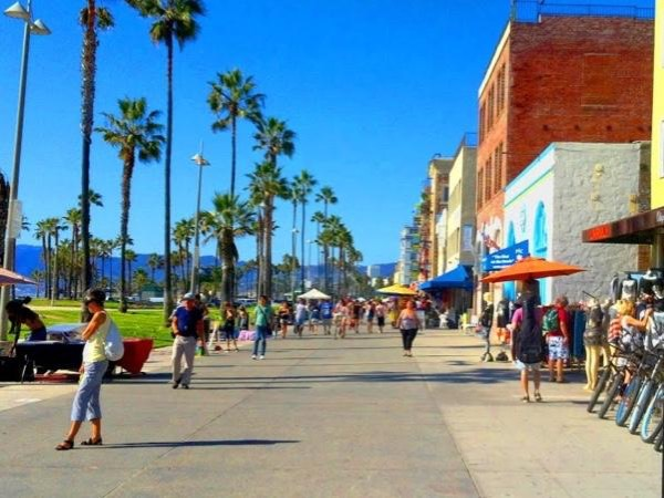 Los Angeles Coast and Beaches Private Tour