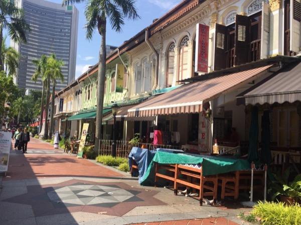 Singapore Heritage Tour