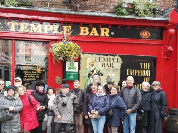 Heart of Dublin - a Private Walking Tour