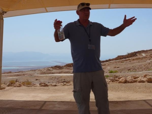 Masada Dead Sea Private Tour