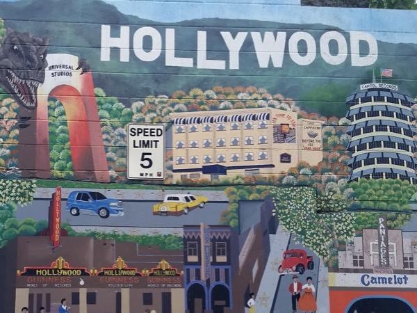 Hollywood Sites and Bites Private Tour