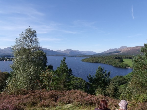 Loch Lomond & Lake of Menteith