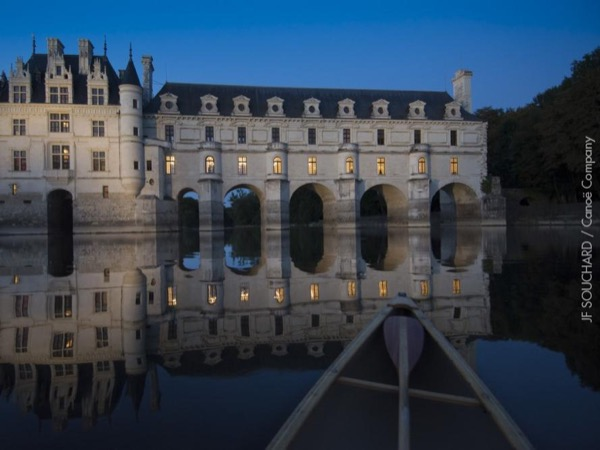 Unforgettable Chenonceau Castle Tour by Kayac (for 6)