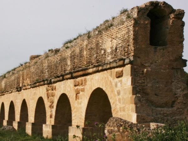 Roman Uthina, the Aqueduct of Carthage, the Hilltop Village of Takrouna: Day Trip from Tunis