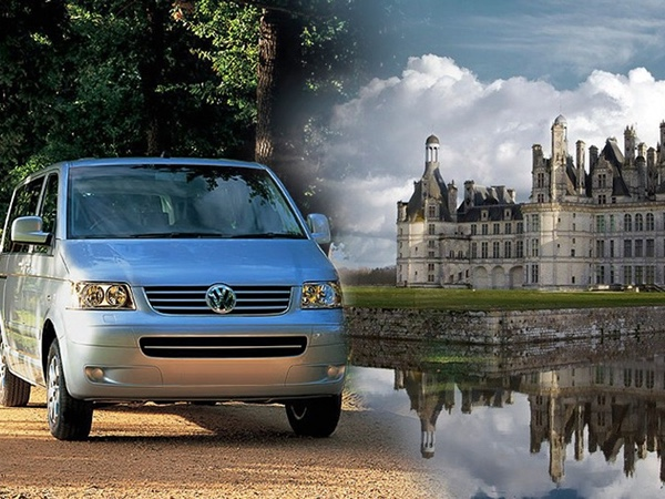 Multiday Tours in France - For instance: Normandy and the castles of the Loire valley in 3 days