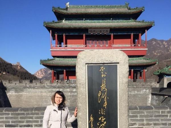 Private tour guide Linda