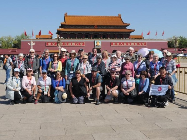 TianAnMen square, Forbidden city and Summer palace
