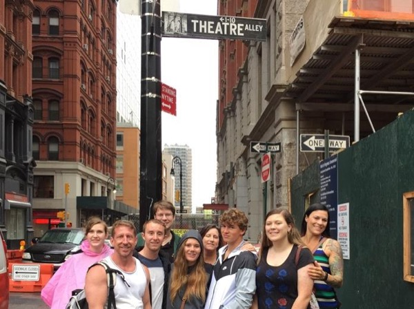 Private Gilbert and Sullivan To Hamilton Downtown Musical Theatre Walking Tour