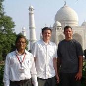 Private tour guide Zahid