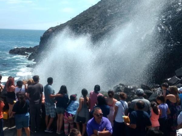 Zipline tour Bufadora !!!