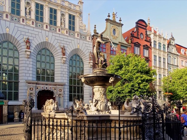 Gdansk, the Solidarity city - Private Tour out of Warsaw
