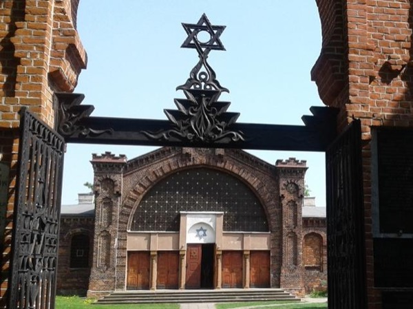 Lodz Jewish Heritage Tour - Private Tour out of Warsaw
