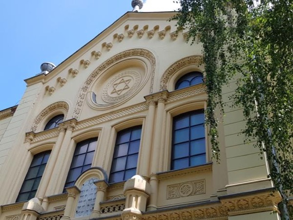 Jewish Warsaw Private Tour