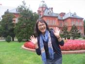Private tour guide Kaoru