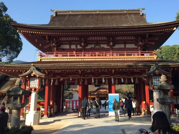 Fukuoka Half-day tour to Dazaifu shrine and Tochoji temple by mini van