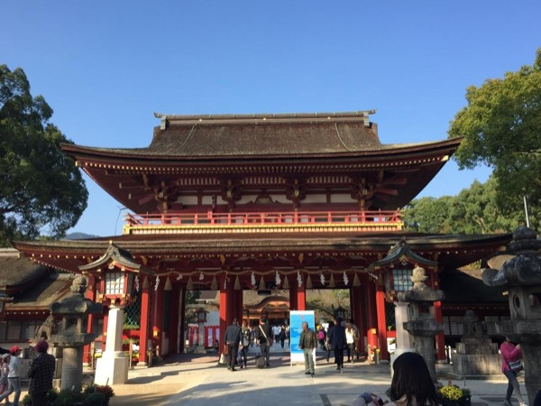Half-day tour to Dazaifu shrine and Kyushu National museum using public transportation