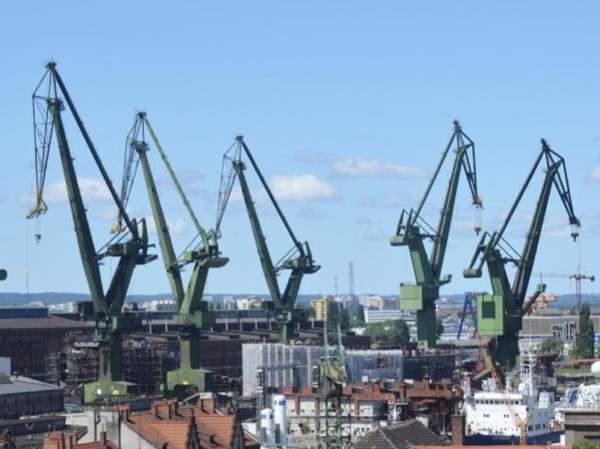 Private tour Gdansk Shipyards