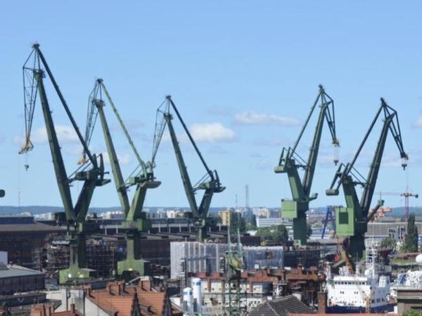 Private tour Gdansk Shipyards