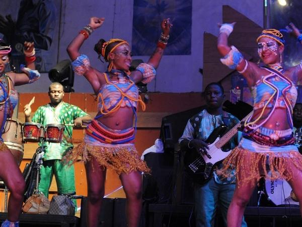 African Music Live Performance