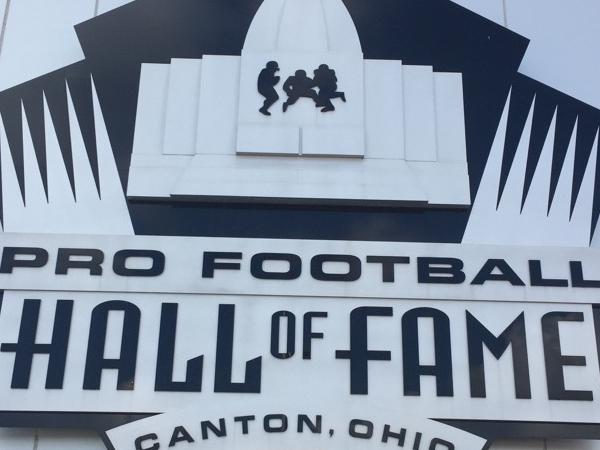 A Private Trip to Pro Football Hall of Fame