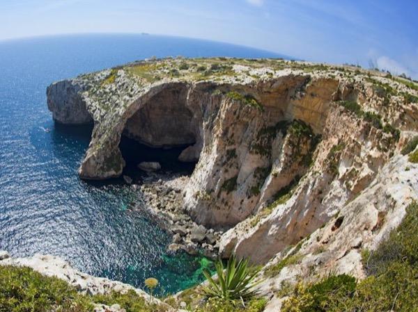 Malta's South