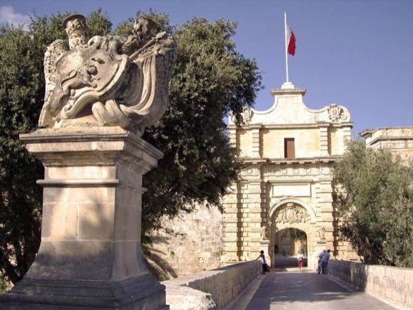 Malta 's Capitals: Valletta and Mdina private tour