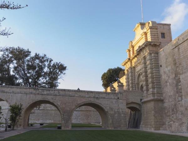 Malta : Game of Thrones location
