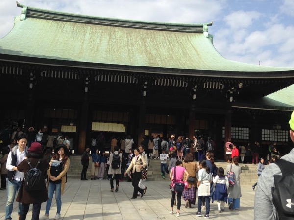 Private tour guide Junko