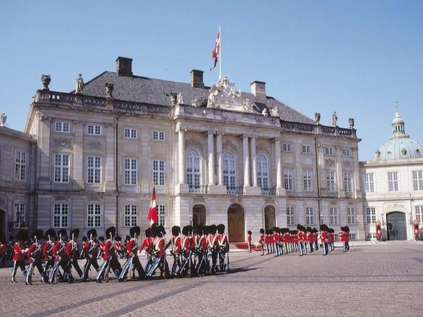 Royal Copenhagen in The Queen's Footsteps with Your Private Guide PLUS Separate Driver for ALL 6 hrs !