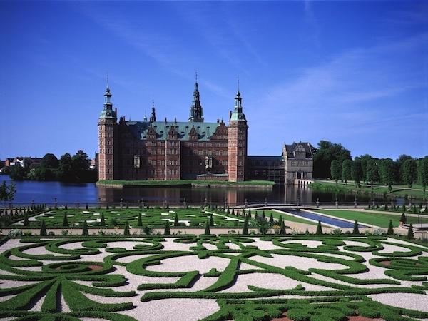 Frederiksborg Castle and The Danish Riviera - with Your Private Guide PLUS Your Separate Private Professional Driver and Car.