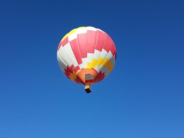 Airballon ride (shared) in Teotihuacan + private tour