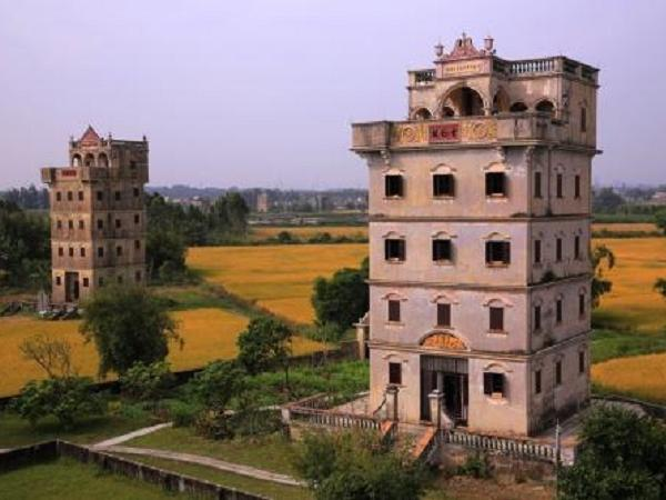 Kaiping/Taishan tour (UNESCO watchtowers and villages)