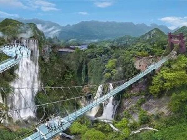 Gulong Canyon & Yingxi Forest Corridor Tour