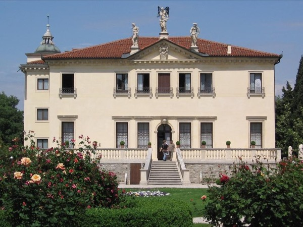 The villas of Palladio and the masters of the Italian Renaissance