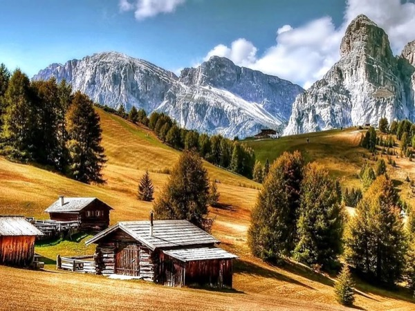 Dolomites sightseeing tour from Venice