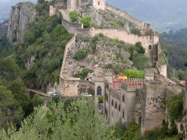 The route of the Borjas: Xativa Castle & Monastery Tour