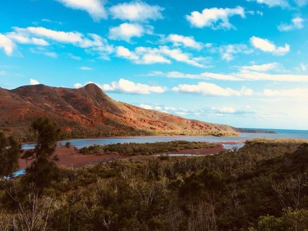 New Caledonia Jurassic