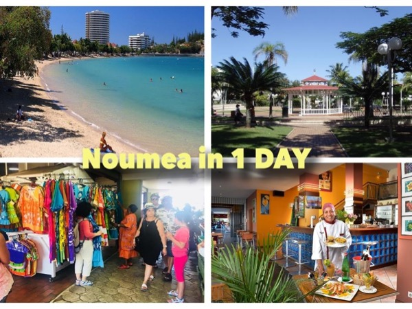 *Noumea in 1 Day*