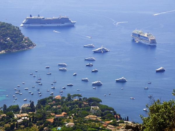 Best of Riviera Shore excursion from Nice Villefranche - private tour