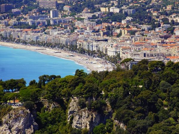 French Riviera Custom Private Tour from Villefranche Nice Cannes and Antibes (6 hours)