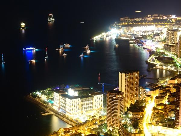 Monaco and Monte-Carlo by night tour starting from any location in the Riviera (5 hours)