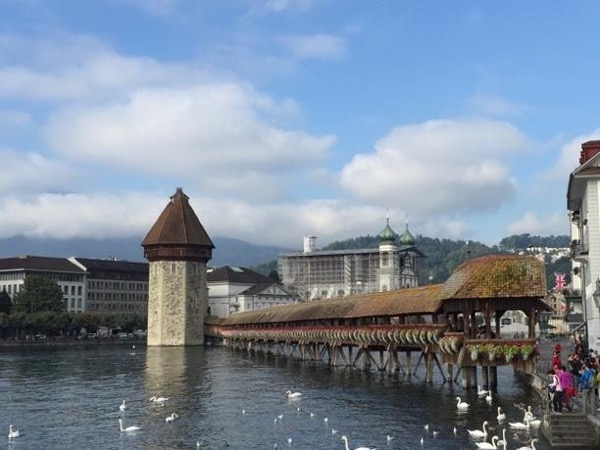 Lucerne - City Walk - Private Tour