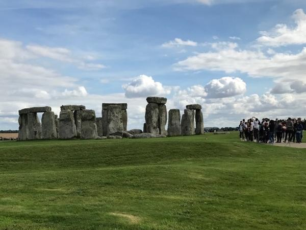 Stonehenge and Bath Day Excursion