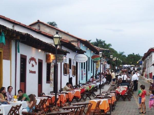 Pirenópolis Baroque city