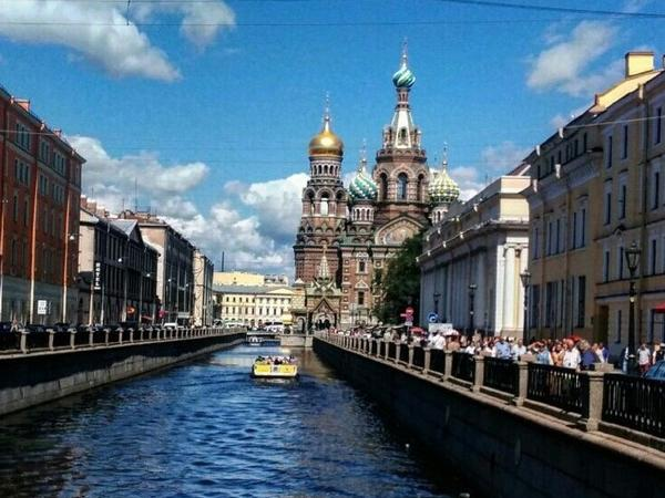 One-Day Classic Private Shore Tour of St. Petersburg
