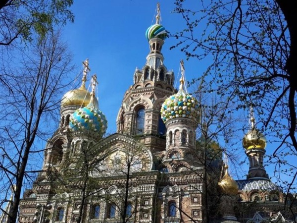 Two-Days Private Classic Shore Tour of St. Petersburg